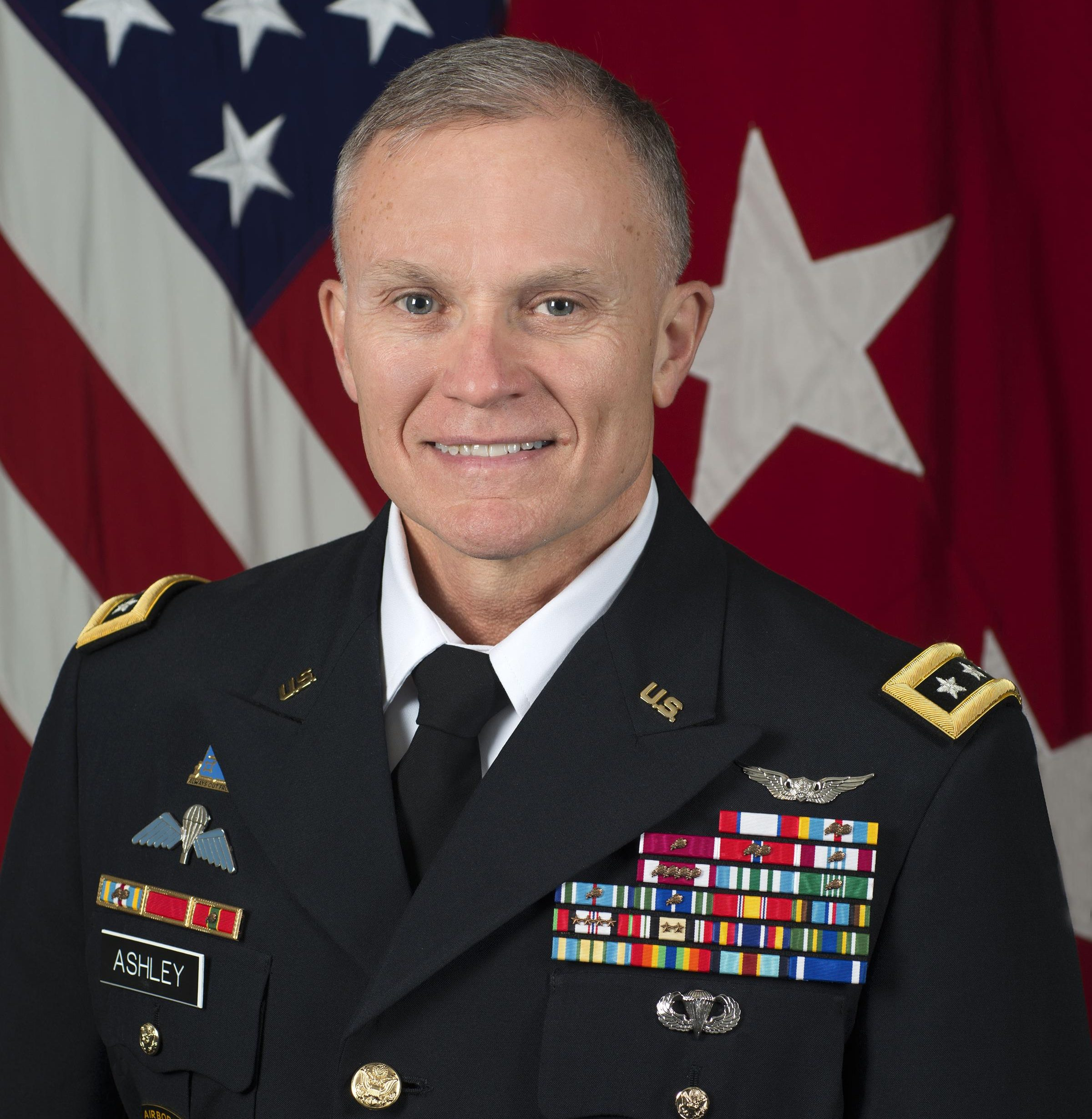 LTG Robert P. Ashley, Jr.